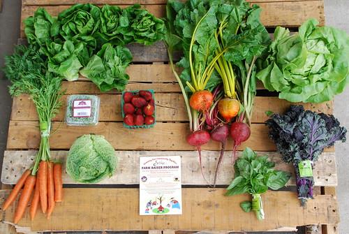 Good Farm Box - Week of April 30 - May 6