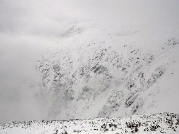 Tuckerman Ravine Winterized