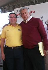 Andrés Manuel López Obrador en Ixtapaluca (Ju ...