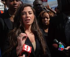 Trayvon Martin Protest - Sanford
