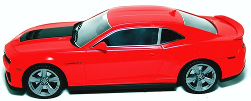Luxury Camaro ZL1 2012