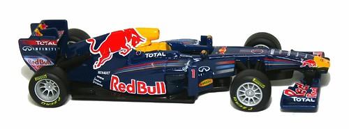 Burago Red Bull Vettel 2011
