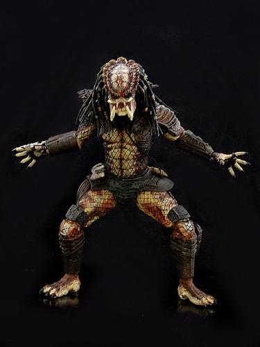 NECA City Hunter Predator 2