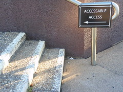 Is there any other kind of access?