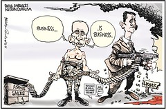 Putin's Arms Sales to Assad - BUSINESS is BUSINESS