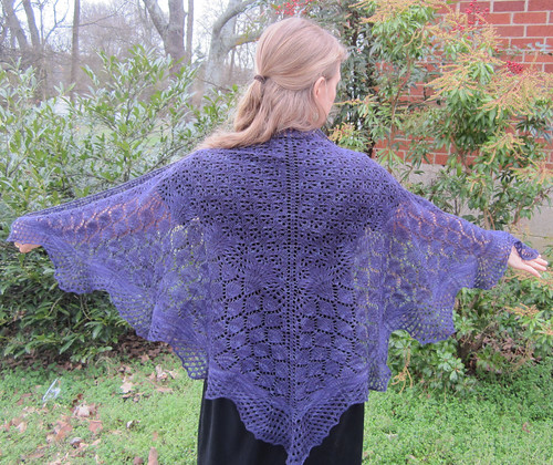Ode to the Butterfly shawl.JPG