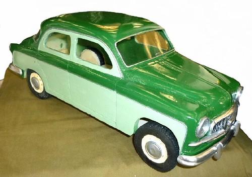 Toscani Fiat 1400 B