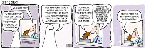 "C&C Cartoon: Spooked by a ""ghost"" of..."