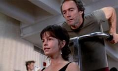 Clint Eastwood, Genevieve Bujold in ''Tightrop...