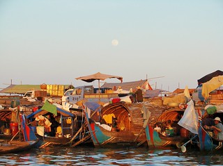 lac tonle sap - cambodge 2007 42