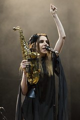 "PJ Harvey - Primavera Sound 2016, sábado - 13 - M63C1672 • <a style=""font-size:0.8em;"" href=""http://www.flickr.com/photos/10290099@N07/27205115670/"" target=""_blank"">View on Flickr</a>"