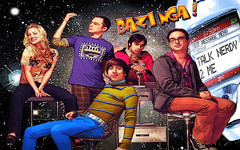 "The Big Bang Theory Cast - Wallpaper ""Baz..."