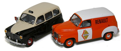 Solido Renault Prairie 1-43