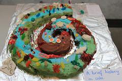 Bake a Cake for Darwin 2012