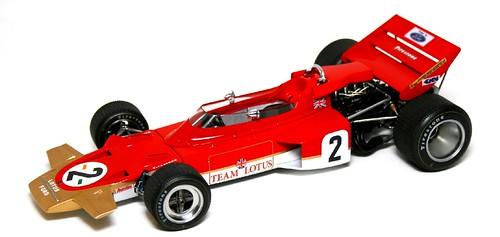 Ebbro kit Lotus R