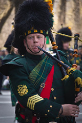 St Patrick's Day Parade, NYC, 2012