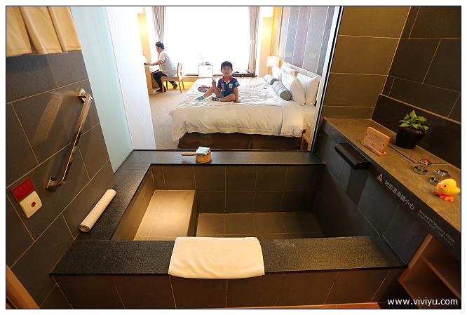 住宿,宜蘭,旅遊,溫泉,礁溪,長榮,飯店 @VIVIYU小世界