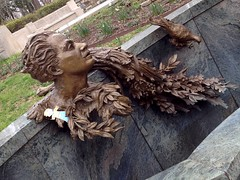 FS really like this memorial to Kahil Gibran, ...
