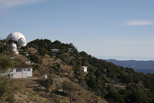 Lick observatory mount hamilton