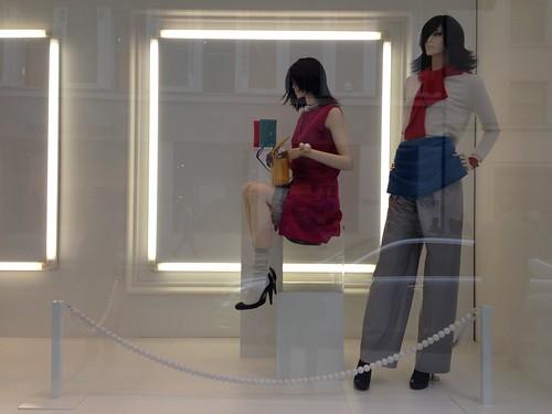 Galerie Dart Chanel Le Journal Des Vitrines