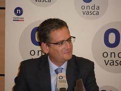 Antonio Basagoiti en Onda Vasca