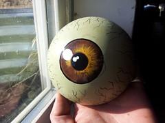 Zombie Eyeball