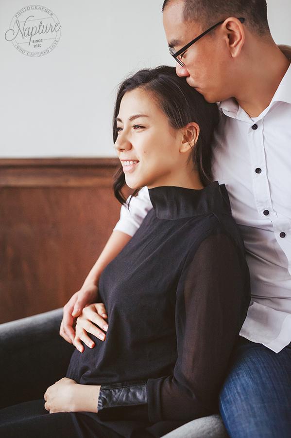 孕婦寫真,孕婦照,清新孕婦寫真,蔣樂,孕婦攝影,法鬥攝影棚