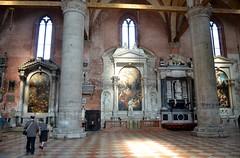 Santa Maria Gloriosa dei Frari, interior view (5)