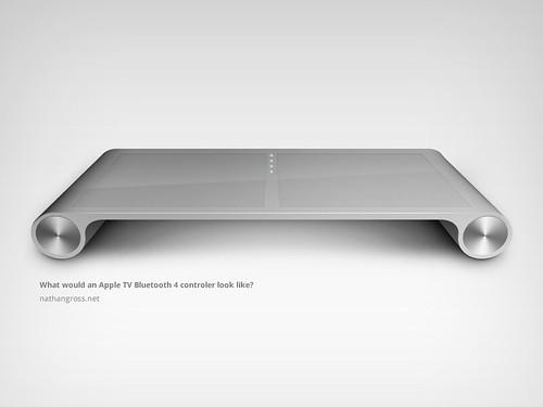 Apple TV Bluetooth 4 Controller?