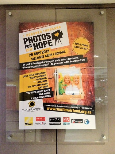 100 000 Photos of Hope poster