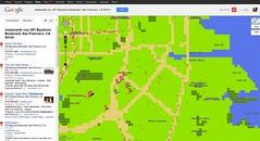 Google Maps Quest Mode