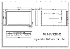 """AQLH-65- Outdoor LCD TV • <a style=""""font-size:0.8em;"""" href=""""http://www.flickr.com/photos/67813818@N05/7258543516/"""" target=""""_blank"""">View on Flickr</a>"""