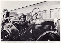 1937 Rytecraft Scoota-Car with Sabu