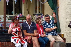 """Diamond Jubilee street party • <a style=""""font-size:0.8em;"""" href=""""http://www.flickr.com/photos/80046288@N08/7160808741/"""" target=""""_blank"""">View on Flickr</a>"""