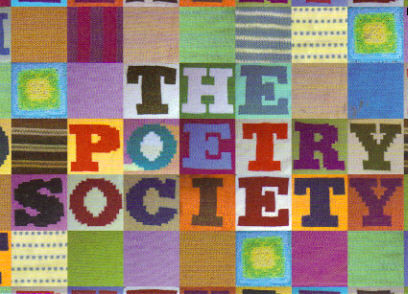 POETRY SOCIETY POSTCARD