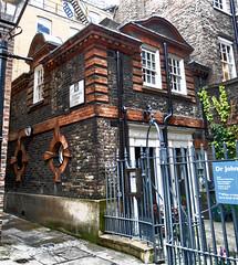 Dr Johnson's House