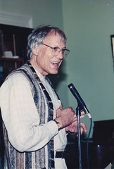 Walter Wink preaching