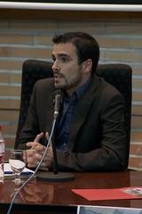Alberto Garzón (.@agarzon), diputado de IU en ...