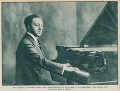 arthur rubinstein optreden 1933