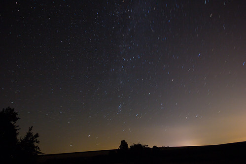 Falling Star August 11th 2012