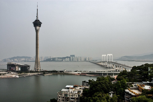 Macau Tower by Jack Zalium, on Flickr