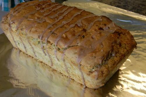 Allergy Free Zucchini Bread