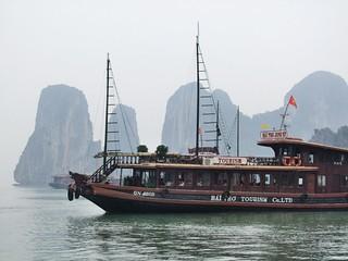 baie halong - vietnam 5