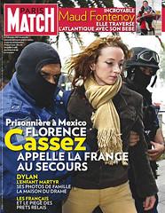 COUVERTURE DU PARIS MATCH NATIONAL N° 3121 DU ...