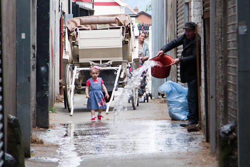 Baby with the bathwater by Paul C Reynolds, on Flickr