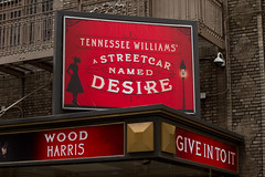 Streetcar Named Desire @ Broadhurst Theatre on...