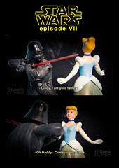 Disney Star Wars : Episode VII -  Cinderella, ...