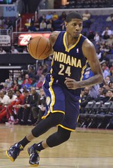Pacers Paul George