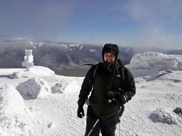 Summit of Mt. Lafayette