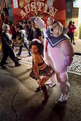 Halloween 2012, Austin, Texas